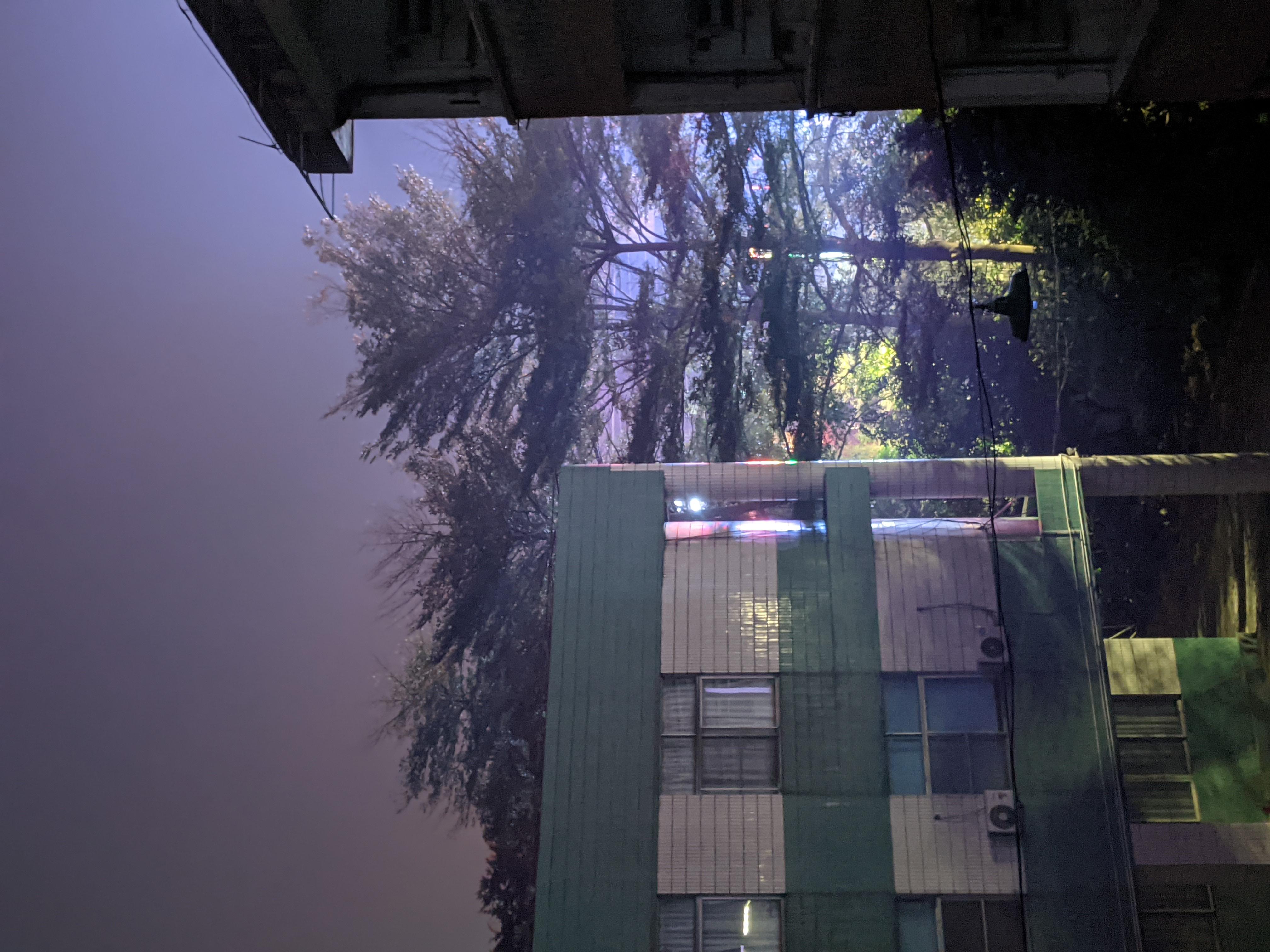 廣州霧霾嚴重